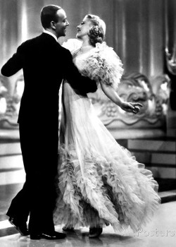 Fred Astaire - Ginger Rogers