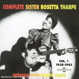Sister Rosetta Tharpe, Holly Blues Cd_Sister_Rosetta_Tharpe