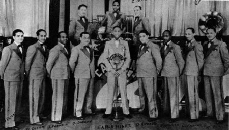 Earl Hines Orchestra 1933