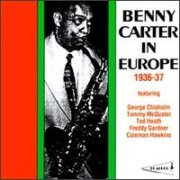 jaquette CD Benny Carter In Europe