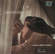 jaquette CD Billie Holiday