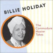 jaquette CD Billie Holiday, Commodore