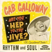 jaquette CD Cab Calloway