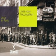 jaquette CD Jazz Sous L'Occupation