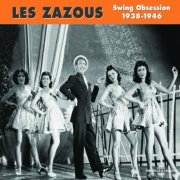 jaquette CD Les Zazous Swing Obsession