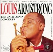 jaquette CD Louis Armstrong California