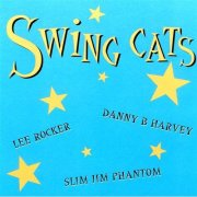 jaquette CD SWING_CATS
