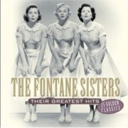 jaquette CD The Fontane Sisters