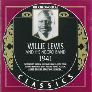 jaquette CD Willie Lewis